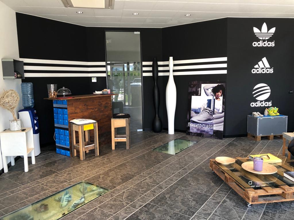 Sabanet nel settore retail: il business case di Adidas